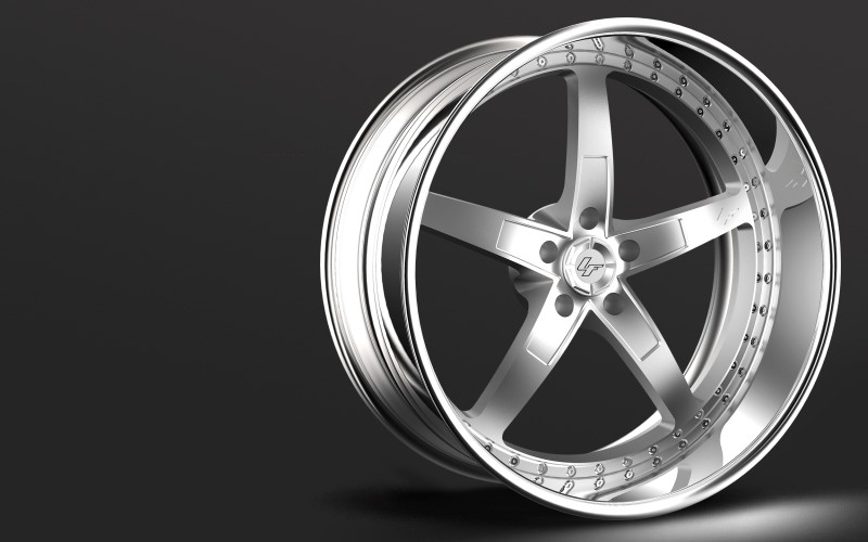 Lexani Forged Sport series, CF-Indy wheels