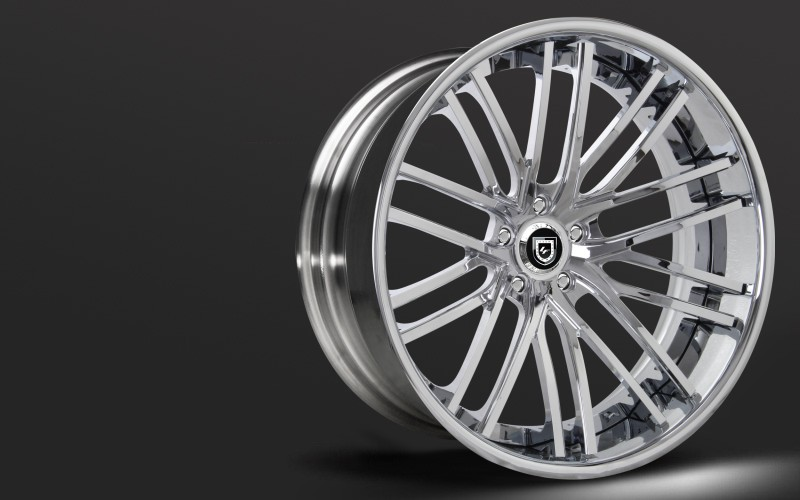 Lexani Forged Luxury series, LC-723 wheels