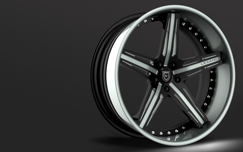 Lexani Forged Luxury series, LC-732 wheels