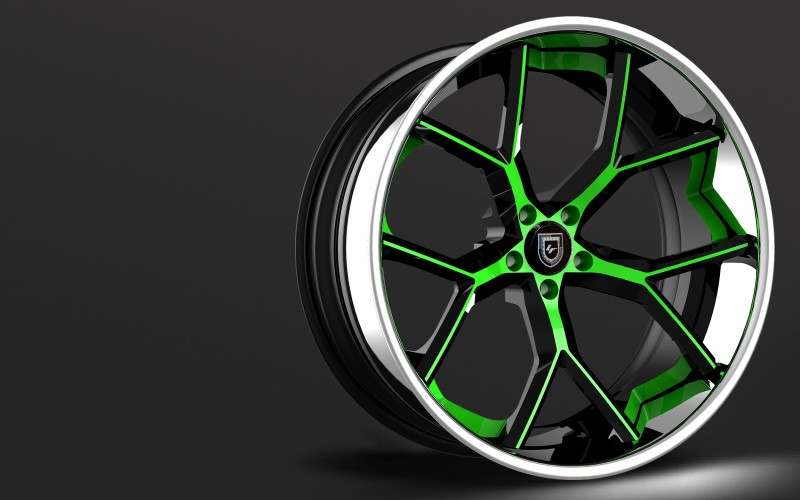 Lexani Forged Luxury series, LC-739 wheels