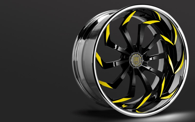 Lexani Forged Luxury series, LF-770 wheels