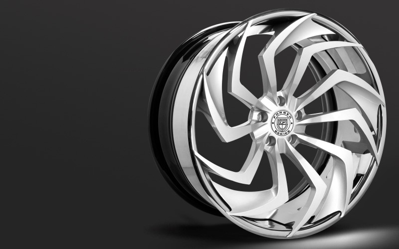 Lexani Forged Luxury series, LZ-772 wheels