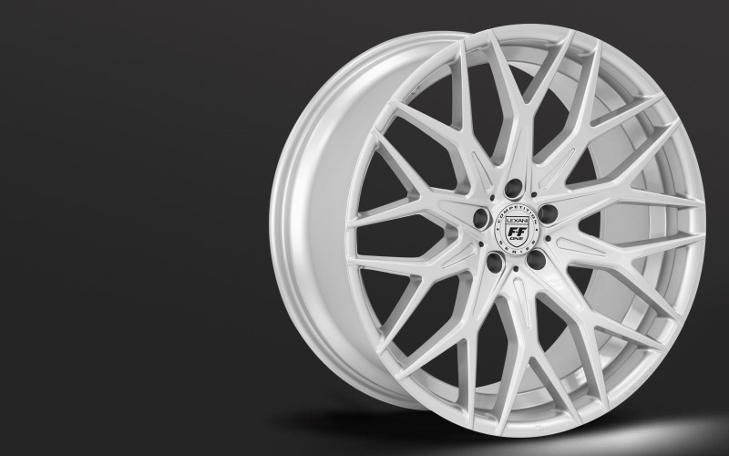 Lexani FF-One series, Morocco wheels