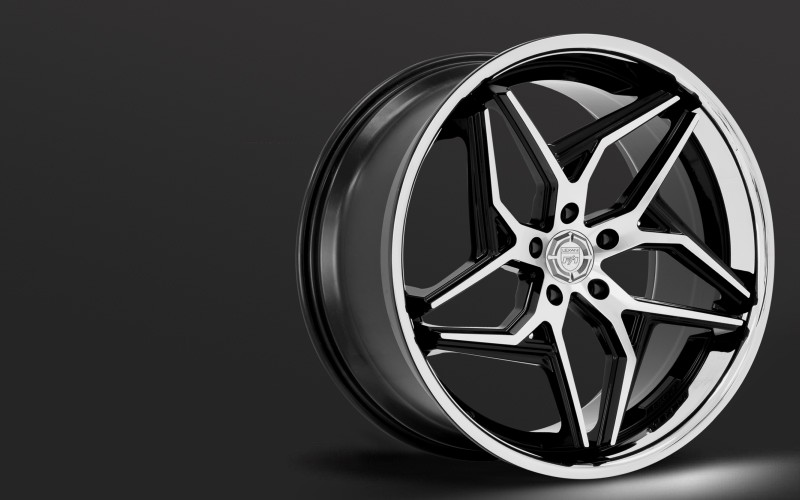 Lexani Stainless Sport series, Spyder wheels