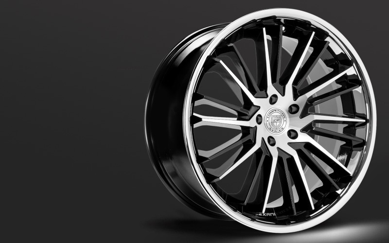Lexani Stainless Sport series, Virage wheels