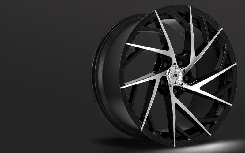 Lexani Renzo series, Mugello wheels