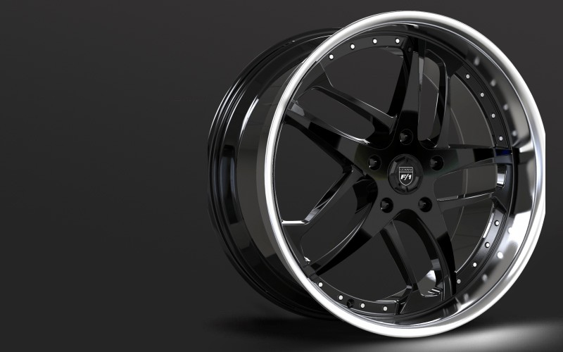 Lexani Stainless Sport series, Solar wheels