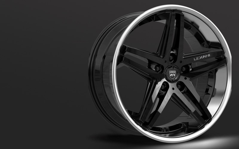 Lexani Stainless Sport series, Ekko wheels