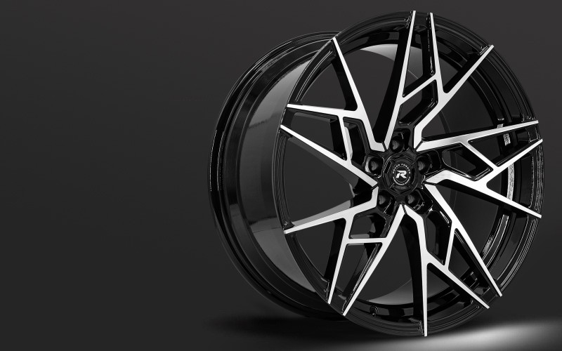 Lexani Renzo series, Ascari wheels