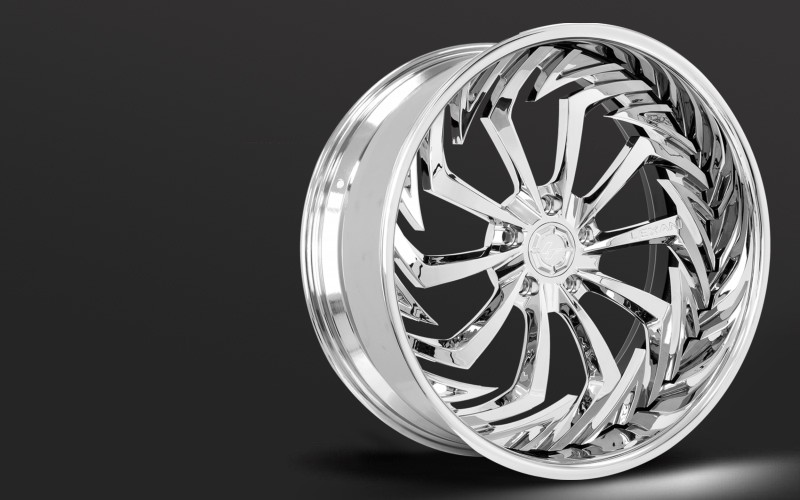 Lexani Forged Luxury series, LF-777 wheels