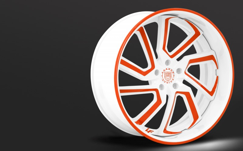 Lexani Forged Luxury series, LF-778 wheels