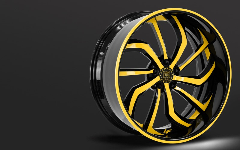 Lexani Forged Luxury series, LF-779 wheels