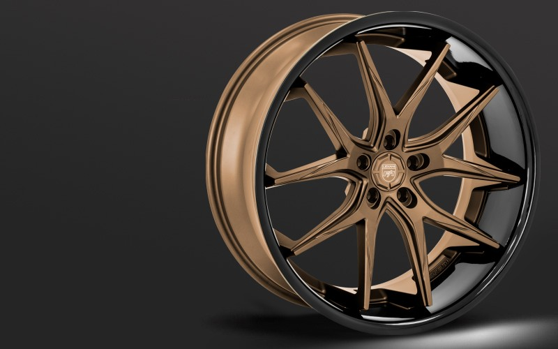 Lexani Stainless Sport series, R-Twelve wheels