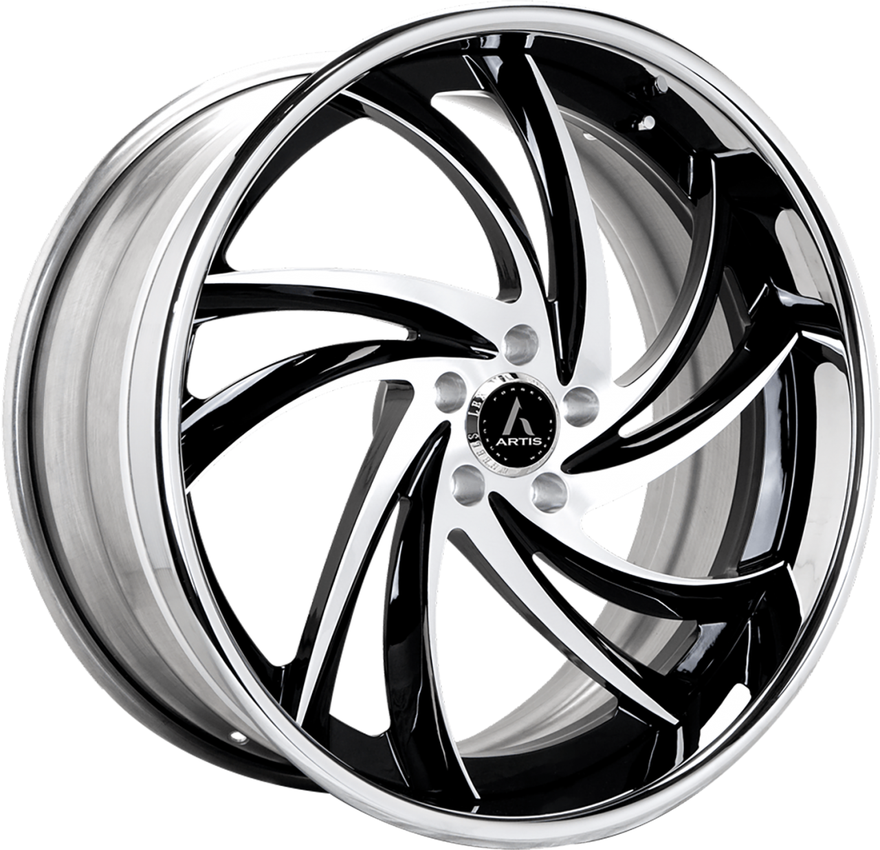 Artis Forged Twister-M wheel with Custom finish