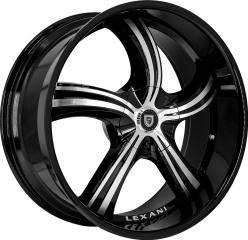 Lexani  Cinco wheels