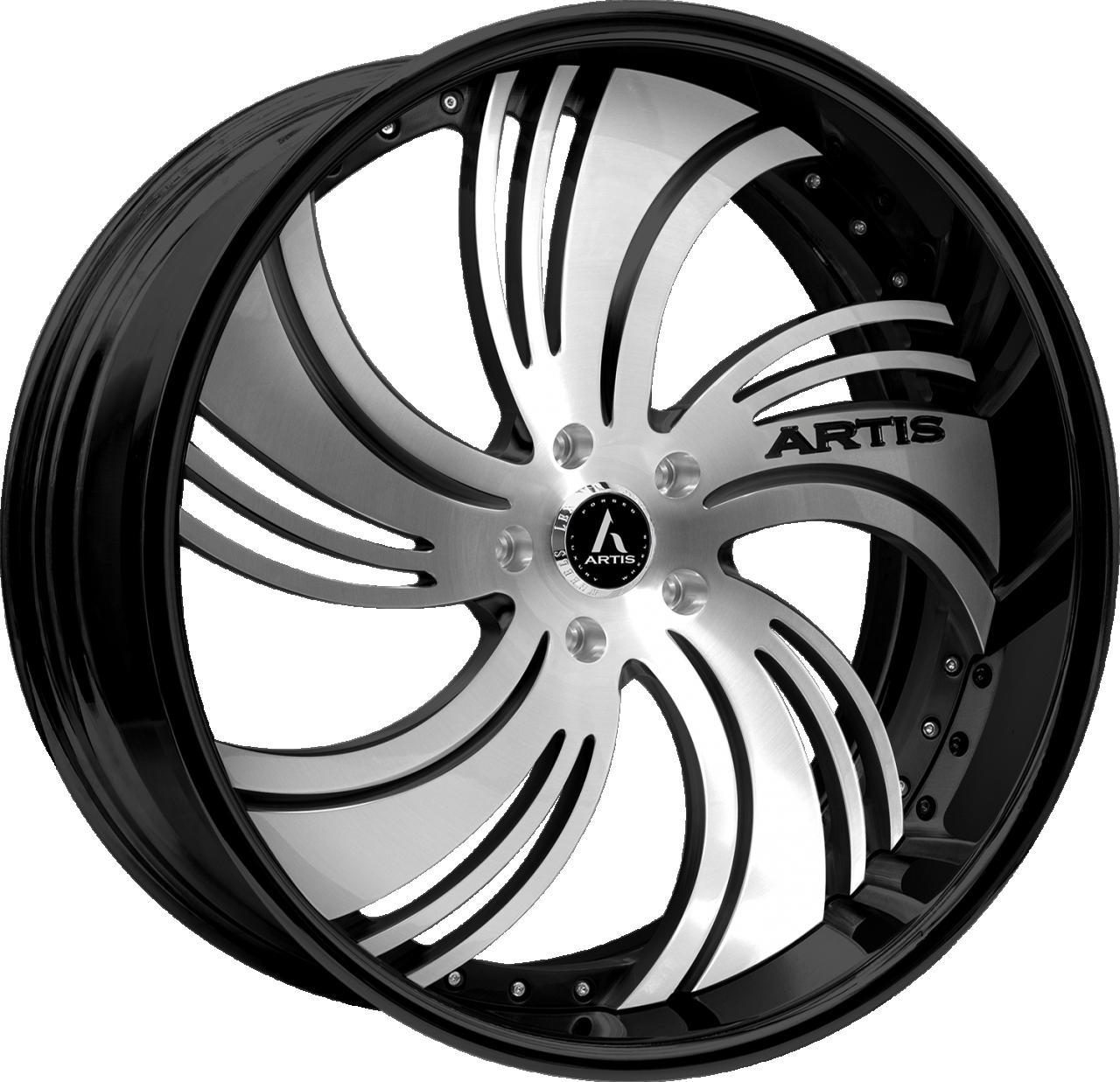 Artis Forged Avenue wheel with Custom finish