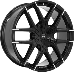 Lexani  Vertigo wheels