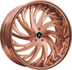 Artis Forged wheel Decatur
