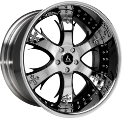 Artis Forged wheel Cruces