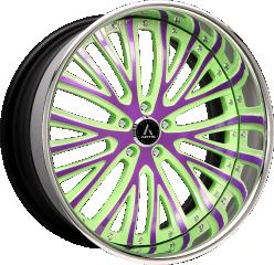 Artis Forged wheel Woodward