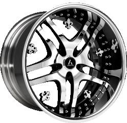 Artis Forged wheel Biloxi