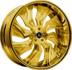 Artis Forged wheel Buckeye