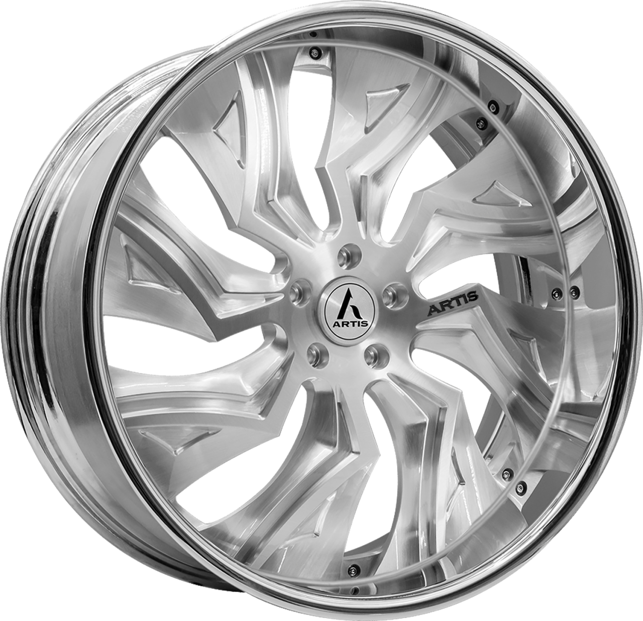 Artis Forged Buckeye-M wheel with Brushed finish