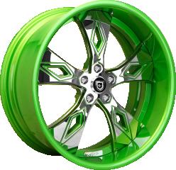 Artis Forged wheel Aries
