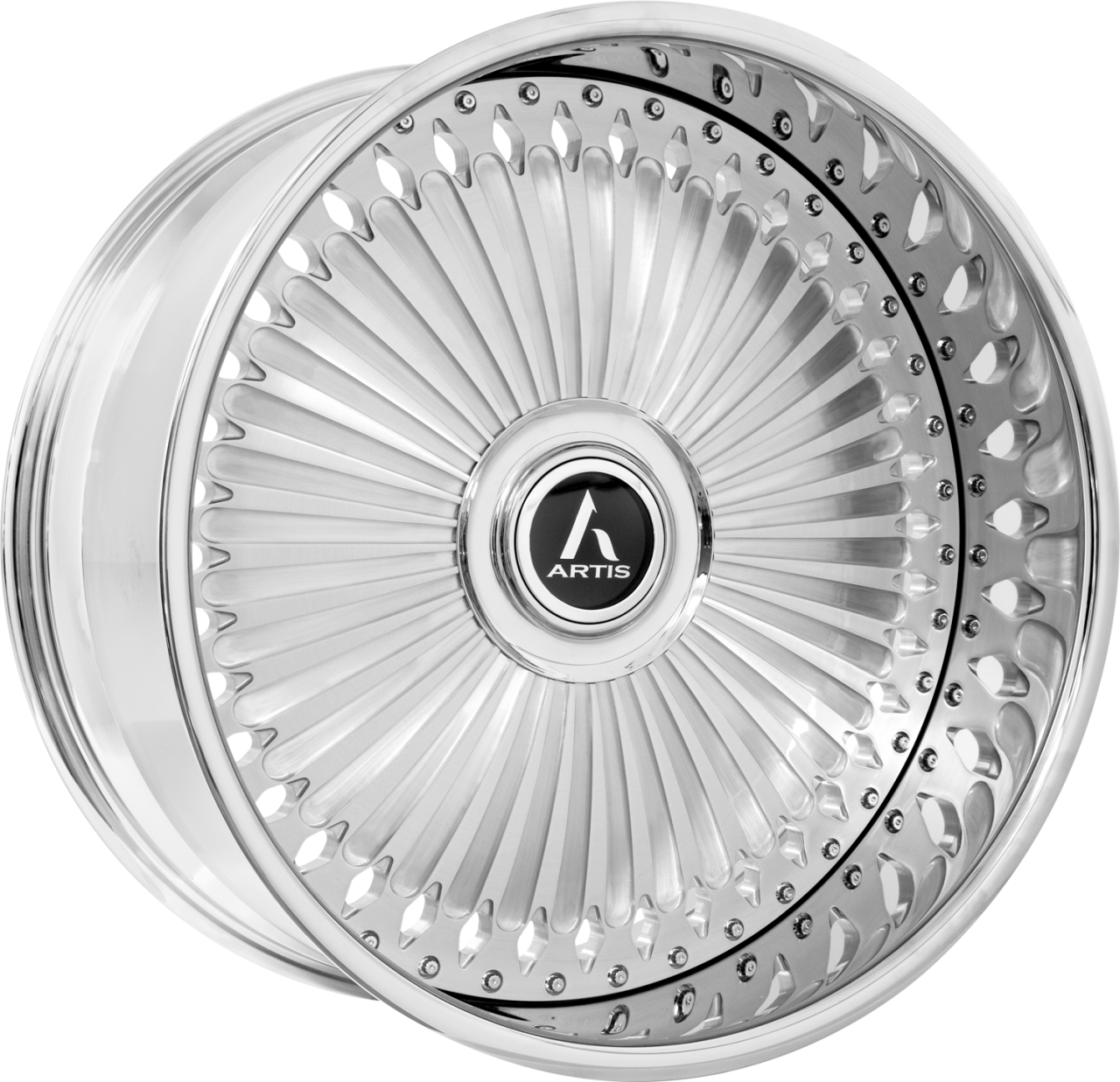Artis Forged Imperial wheel with Brushed finish