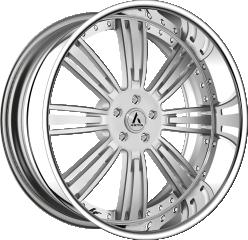 Artis Forged wheel Grino-M