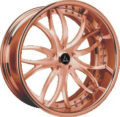Artis Forged wheel Biscayne
