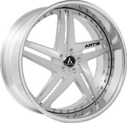 Artis Forged wheel Lucid