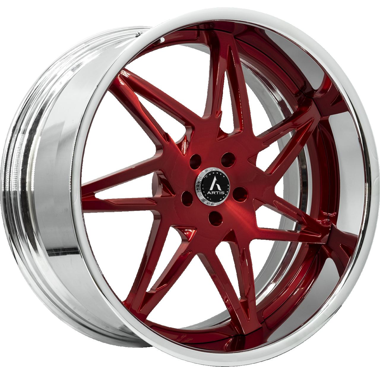 Artis Forged Nirvana wheel with Custom finish