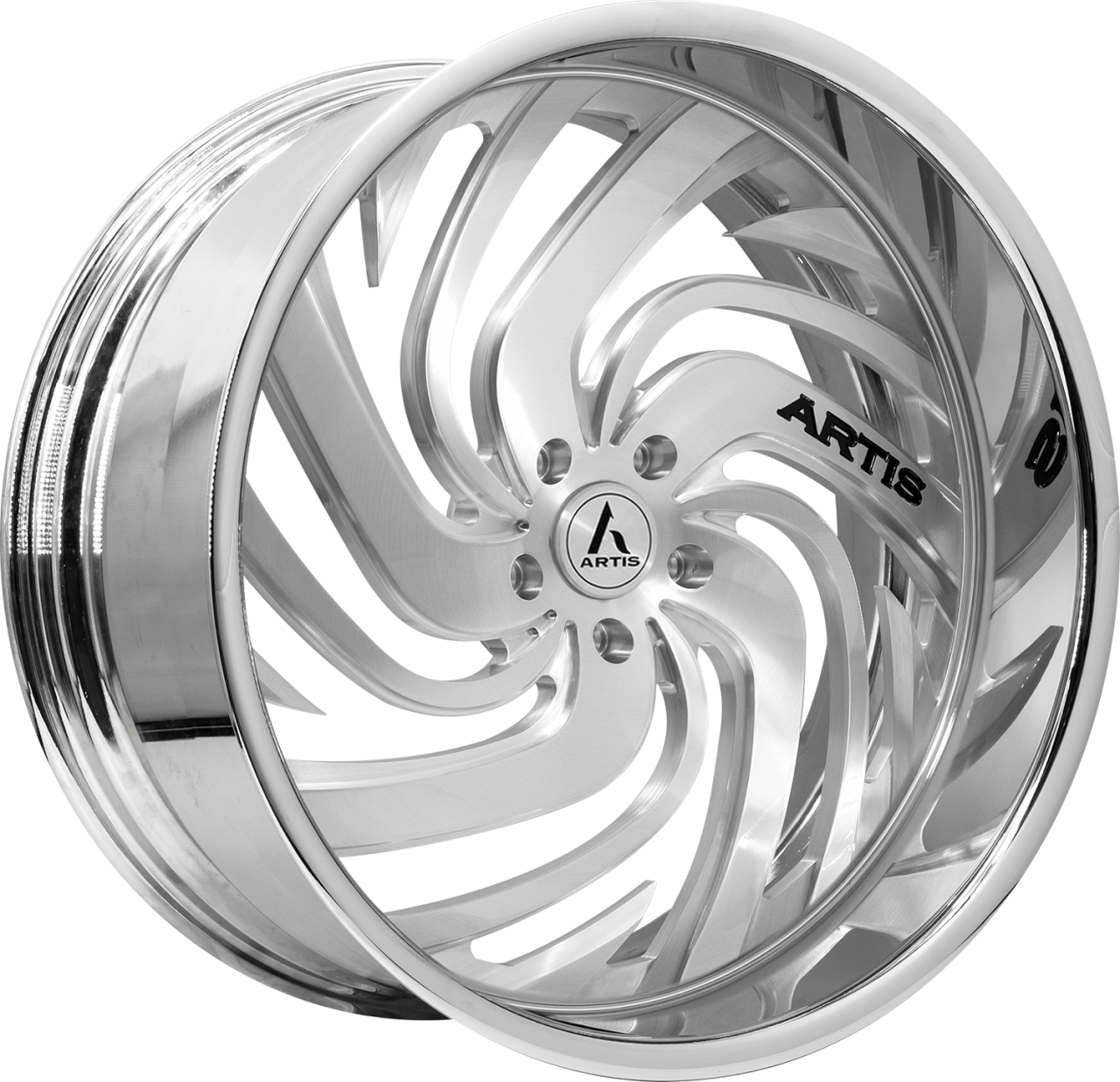 Artis Forged Fillmore-M wheel with Brushed finish