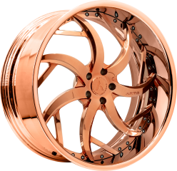 Artis Forged wheel Sin City