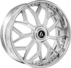 Artis Forged wheel Bulgari-M