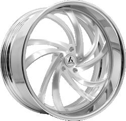 Artis Forged wheel Twister-M