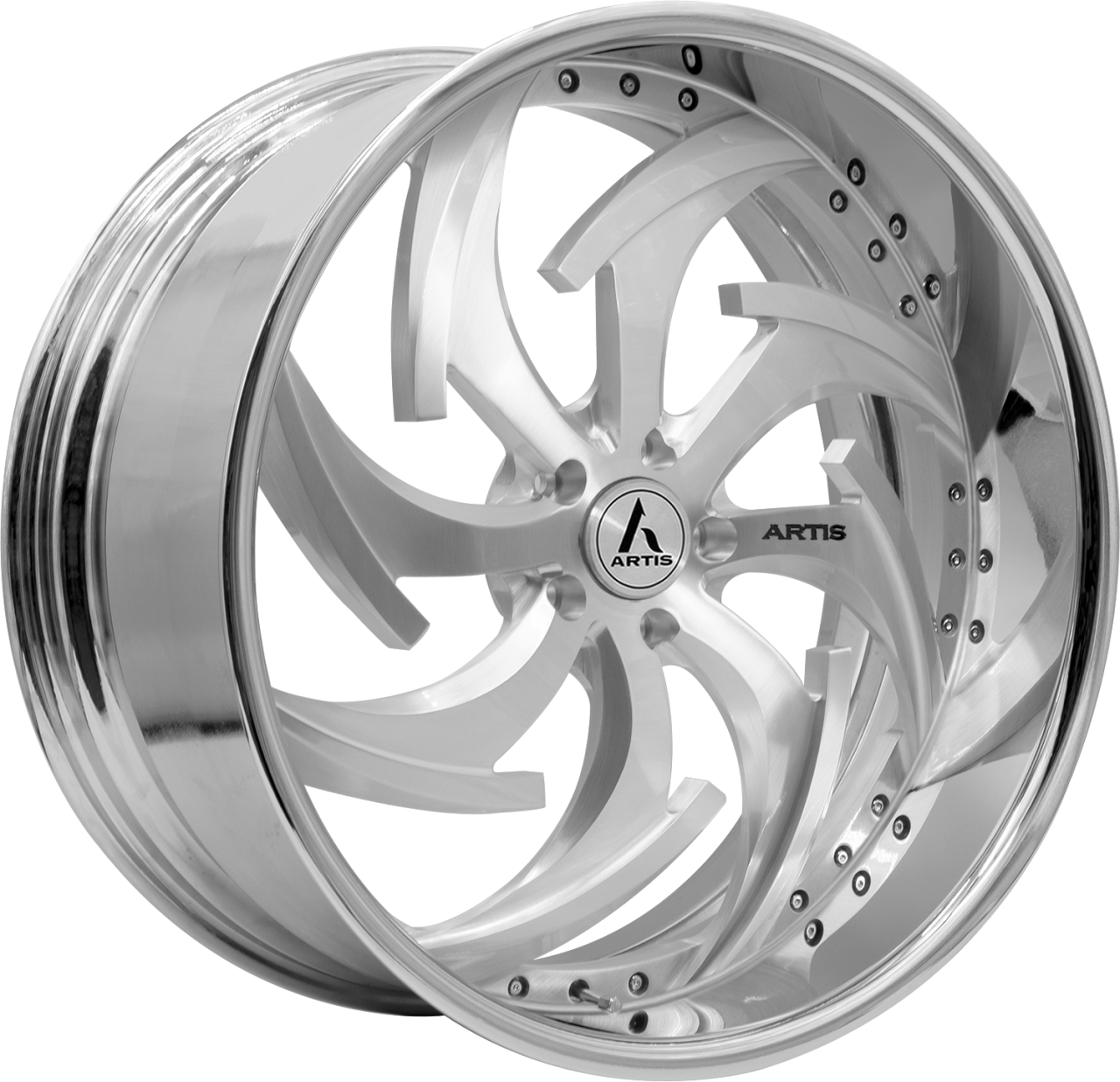 Artis Forged Dagger-M wheel with Brushed finish