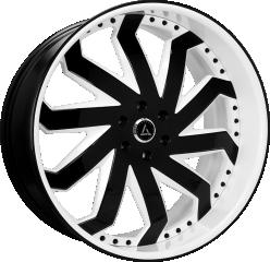 Artis Forged wheel Rain