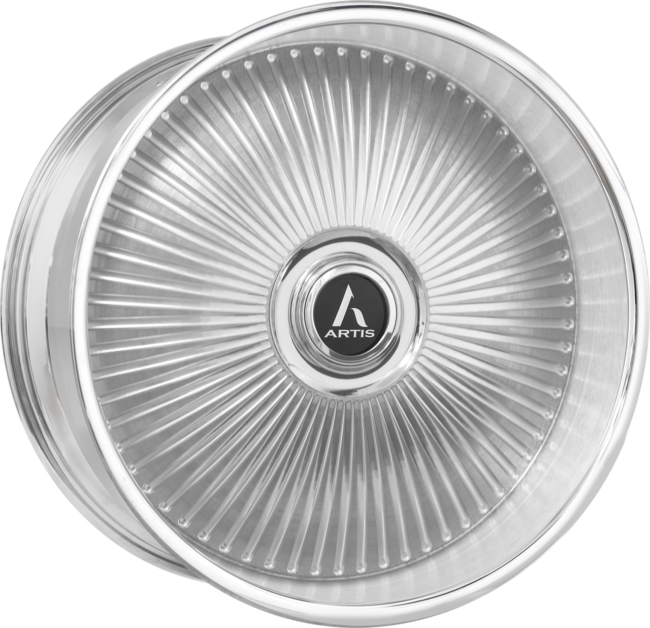 Artis Forged Reno-M wheel with Brushed finish