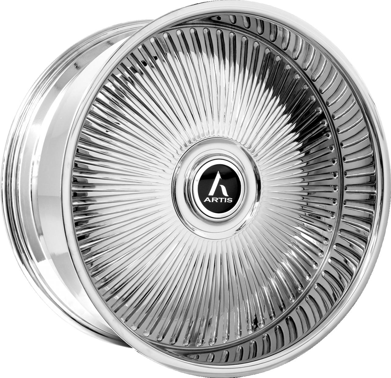 Artis Forged Reno-M wheel with Chrome finish