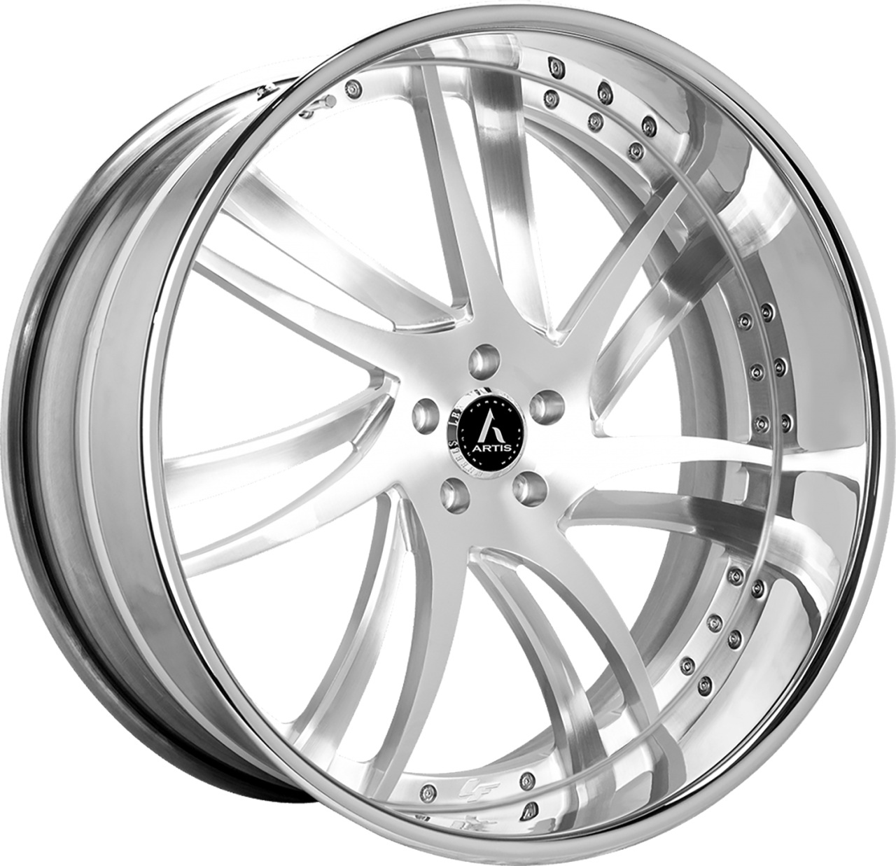 Artis Forged Profile-M wheel with Brushed finish