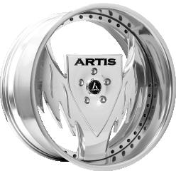 Artis Forged wheel Batman