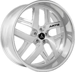 Artis Forged wheel Bomber-M