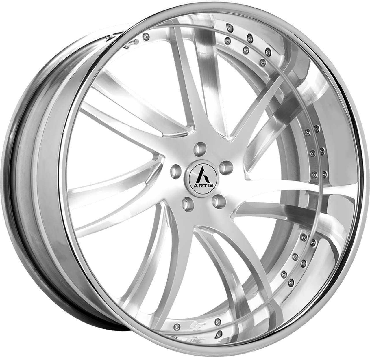 Artis Forged Profile-M wheel with Brushed finish