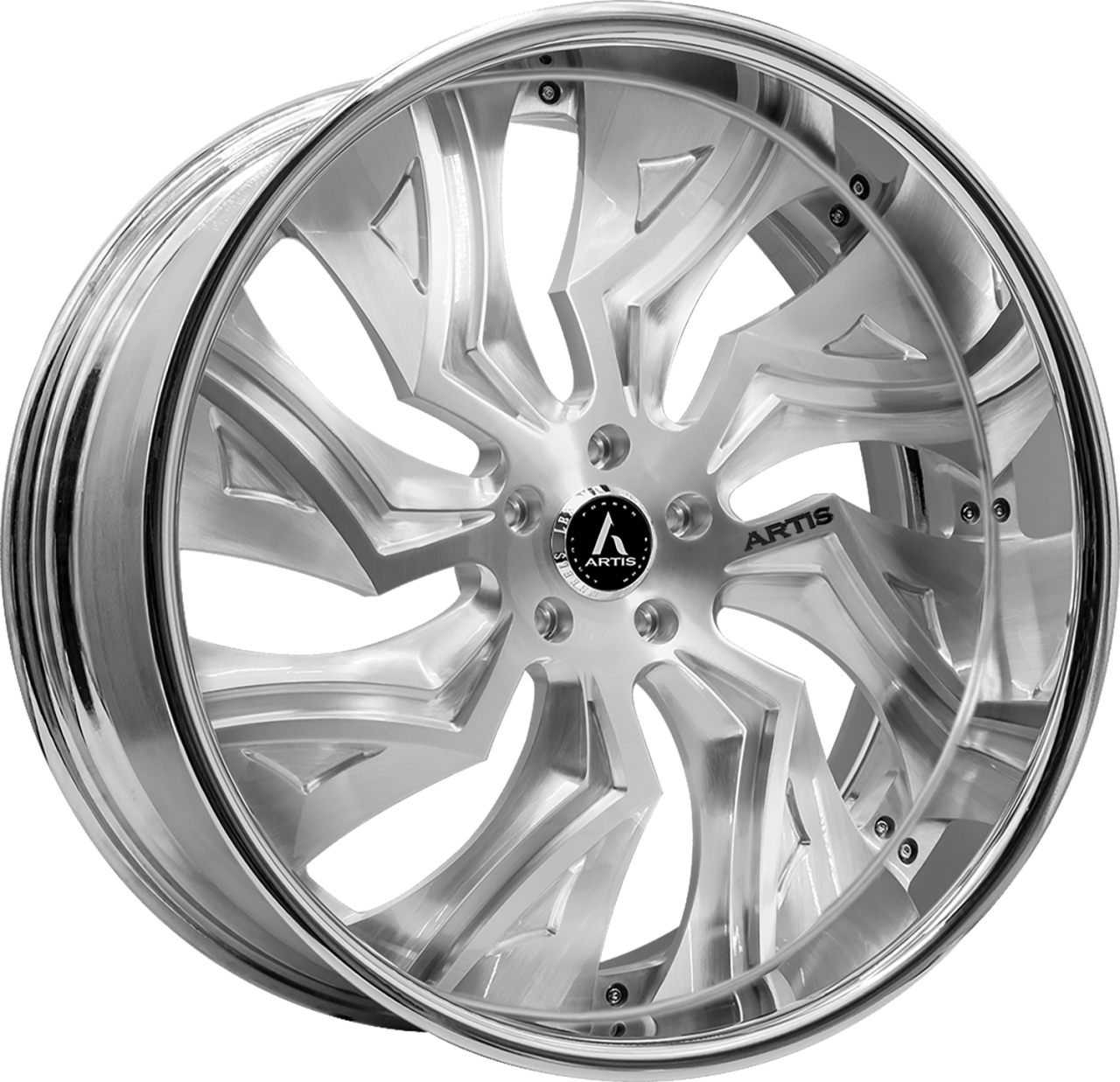 Artis Forged Buckeye-M wheel with Brushed finish