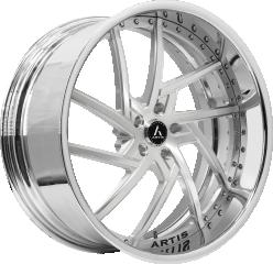 Artis Forged wheel Fairfax