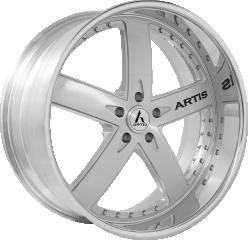 Artis Forged wheel Booya-M