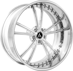 Artis Forged wheel Corvair