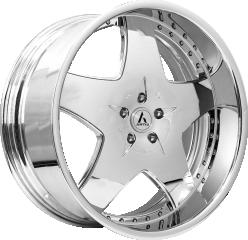 Artis Forged wheel Cashville-M